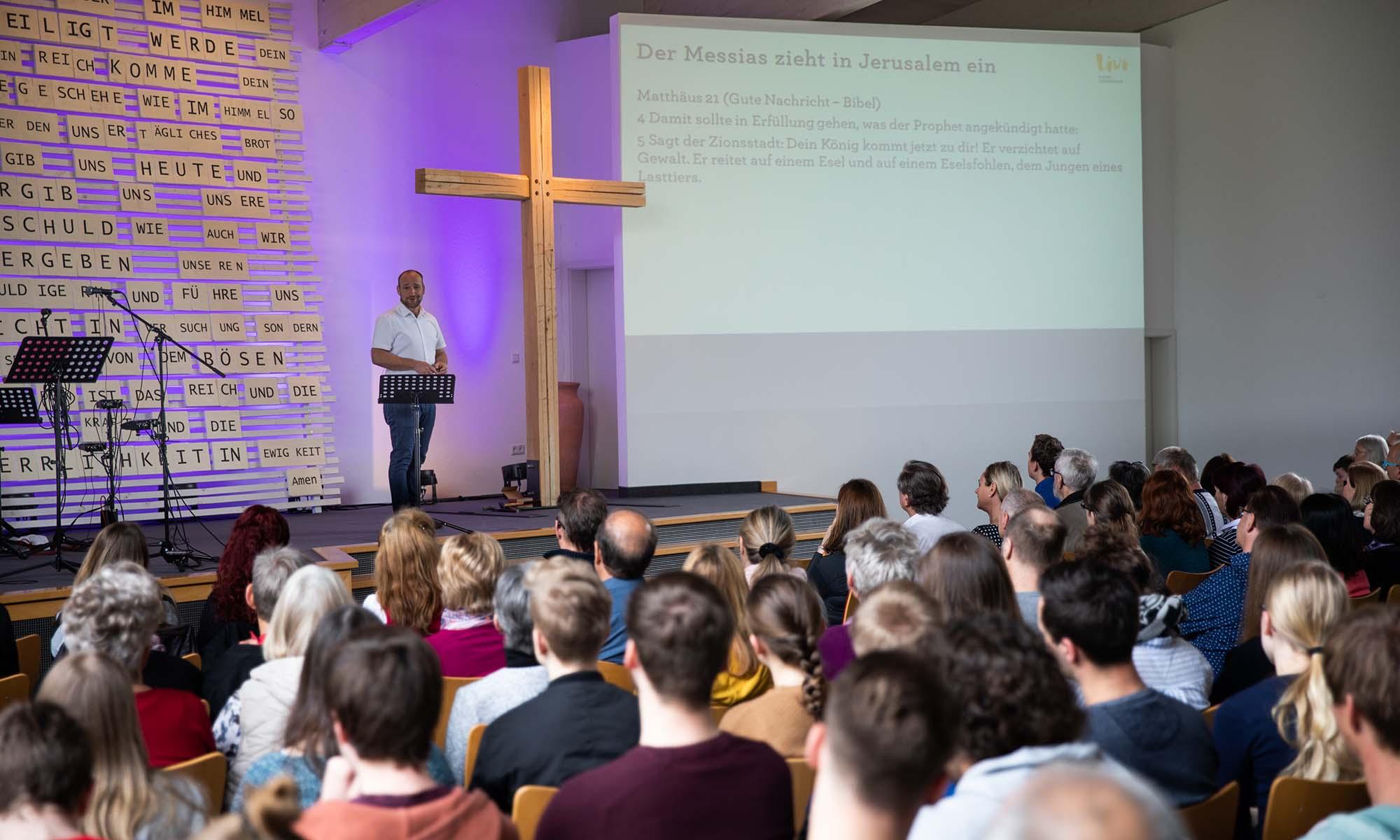 Predigt Daniel Plessing