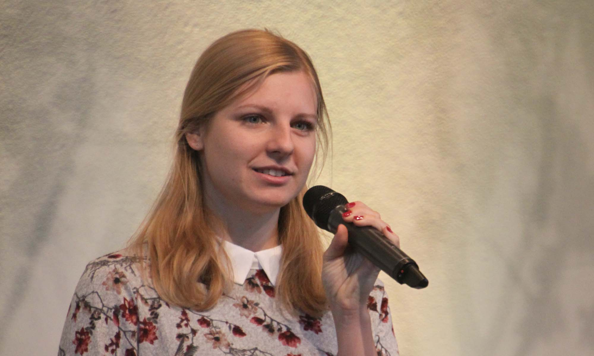 Portrait Anna-Lena Pfenninger