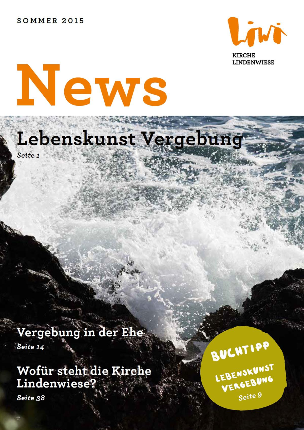 Liwi News Ausgabe Sommer 2015