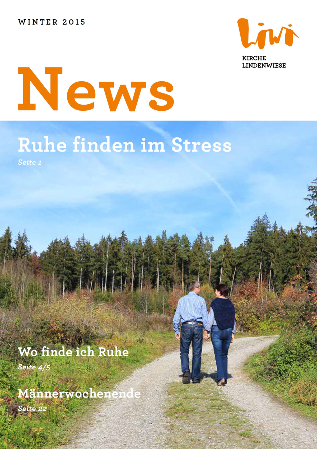 Liwi News Ausgabe Winter 2015/2016