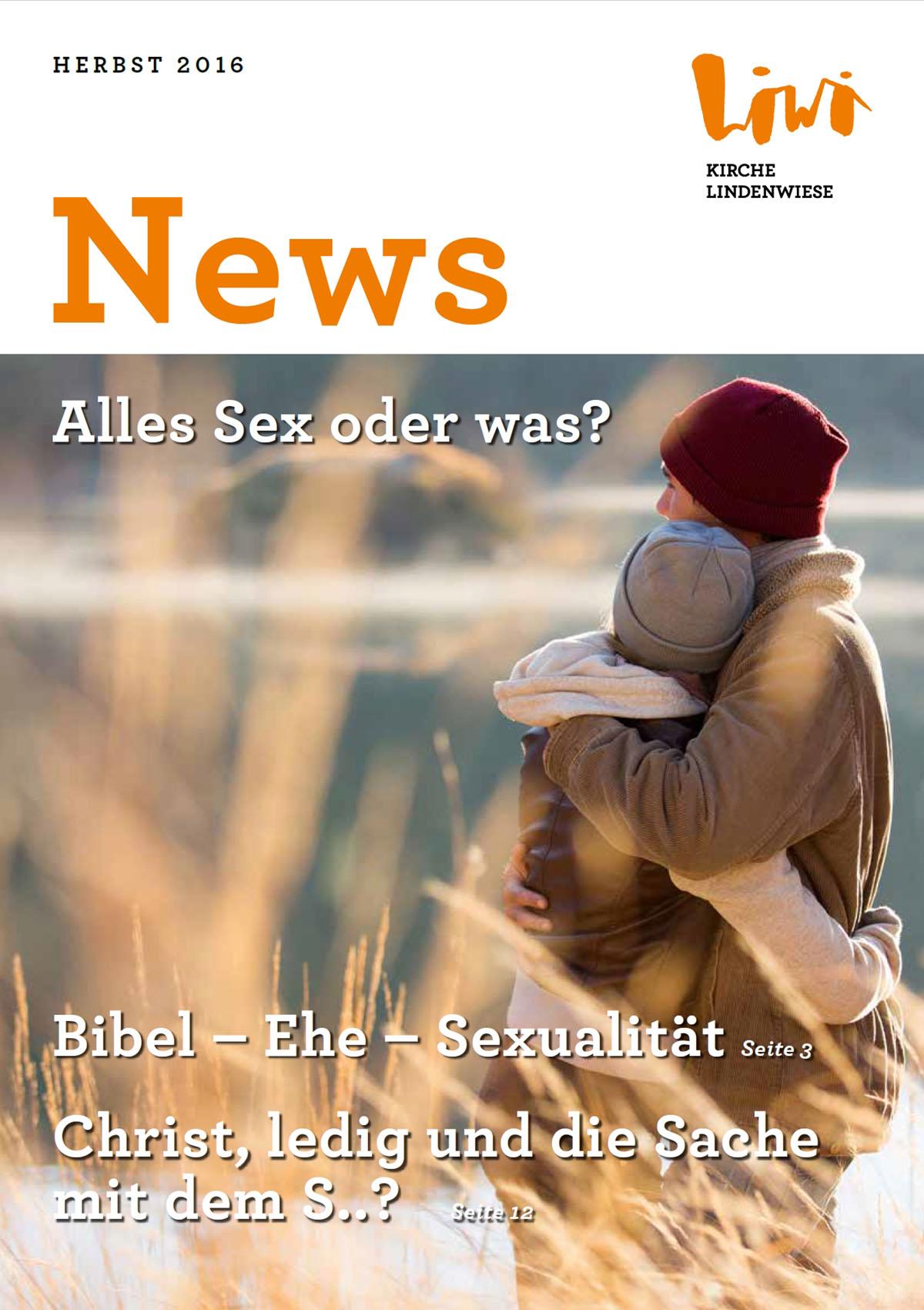Liwi News Ausgabe Herbst 2016