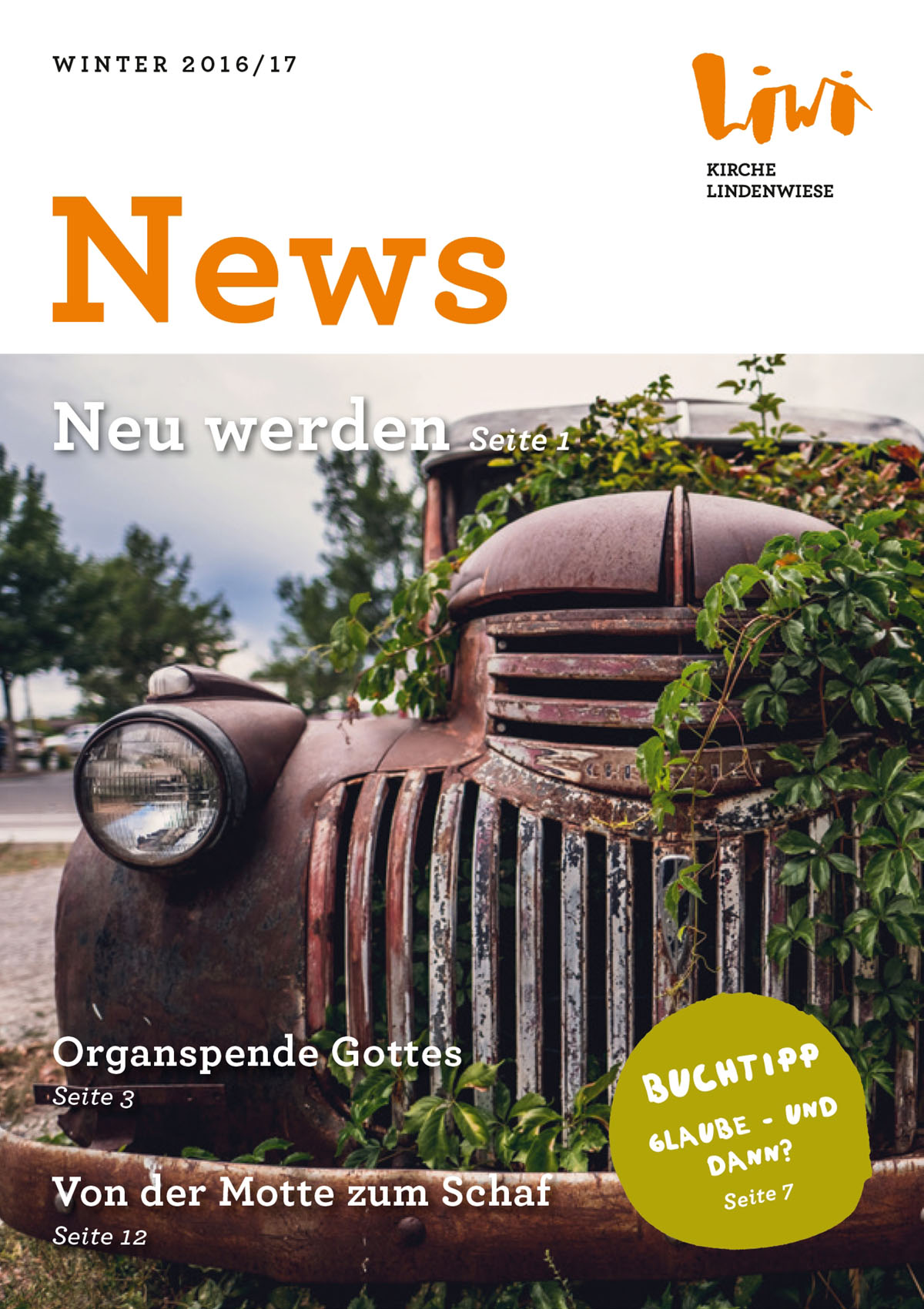 LIWI News Ausgabe Winter 2016/2017