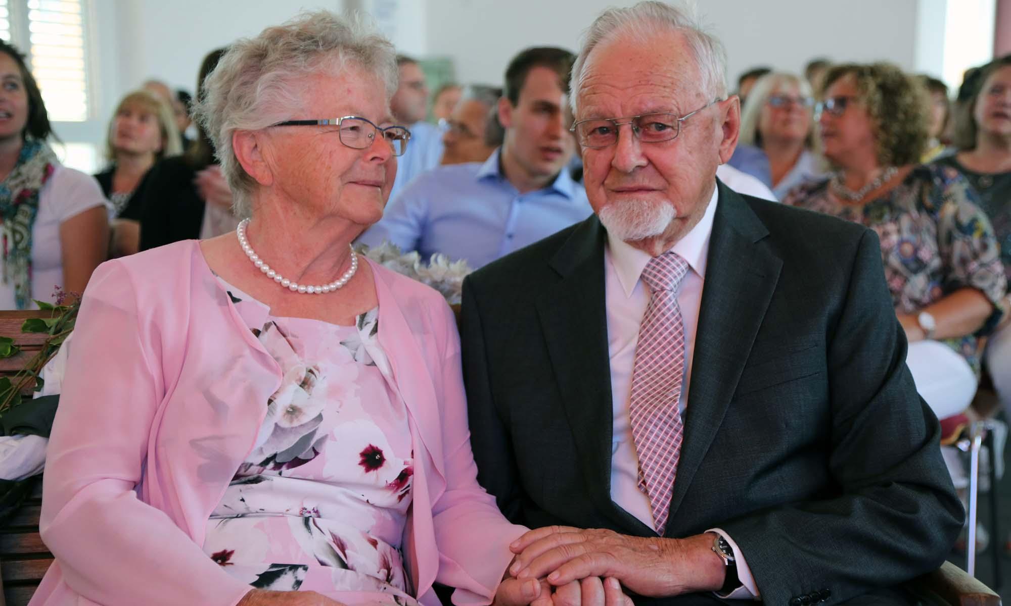 goldene Hochzeit Rita und Hans Fuchs