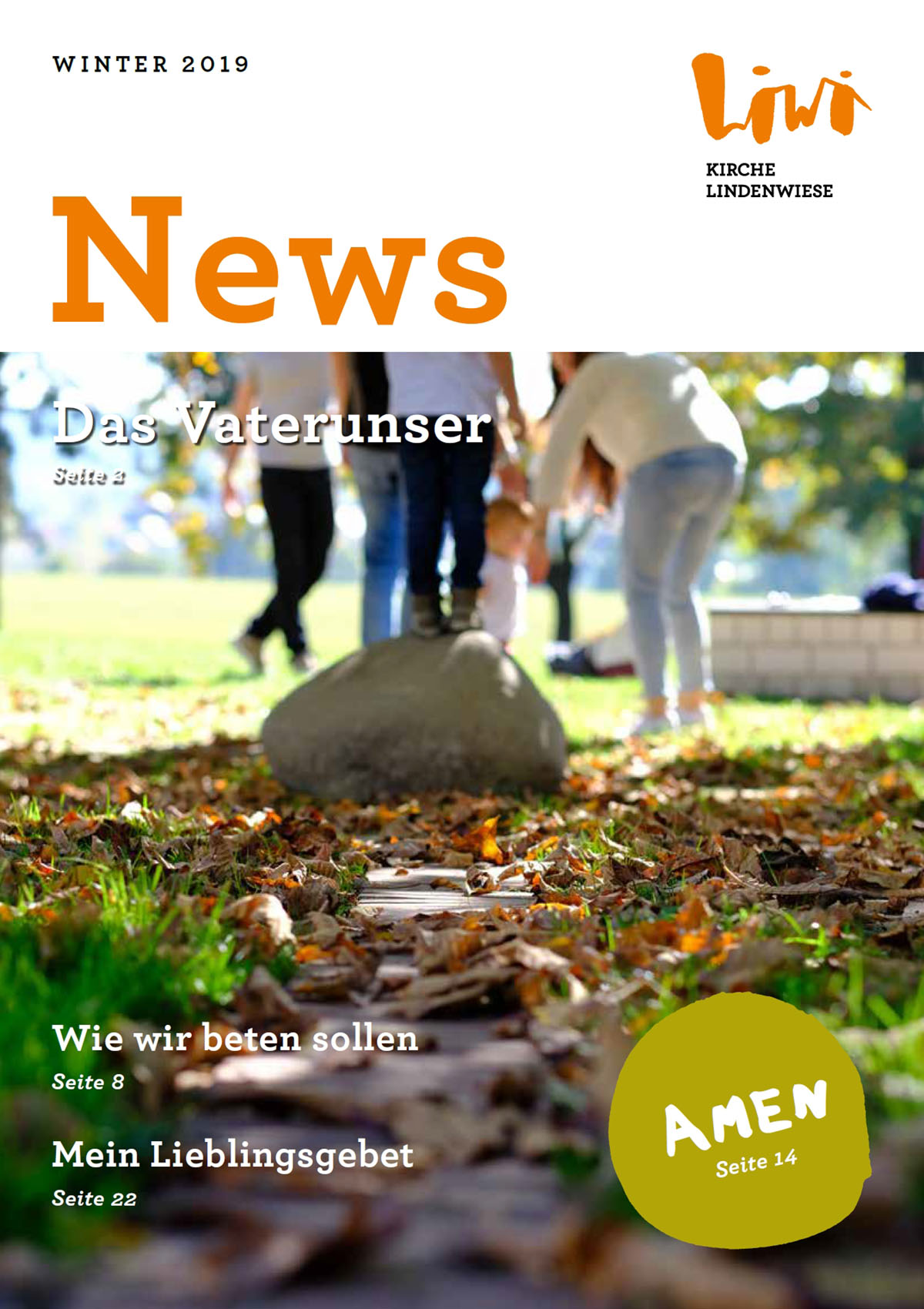 LIWI News Ausgabe Winter 2018/2019