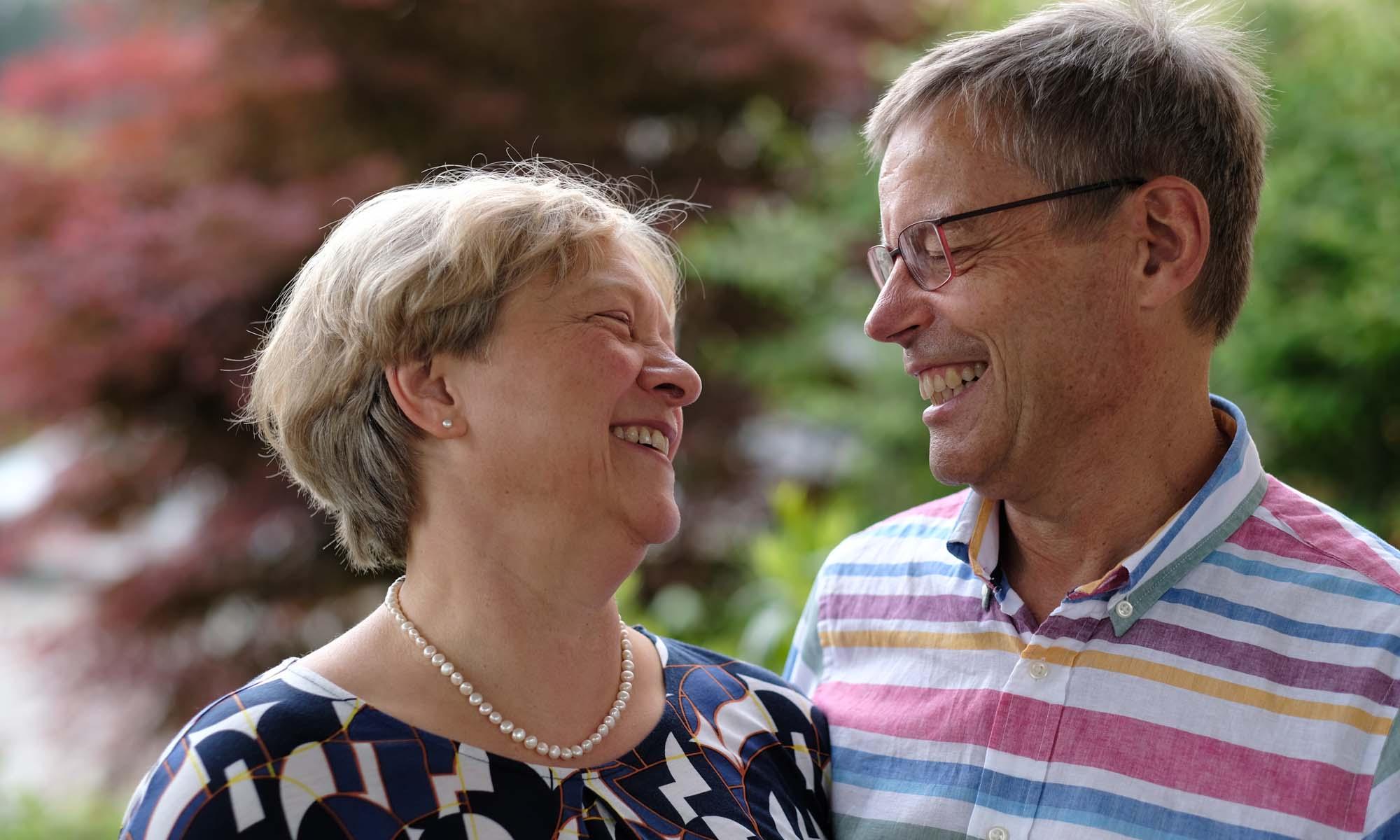 Bernita und Klaus Schreiner