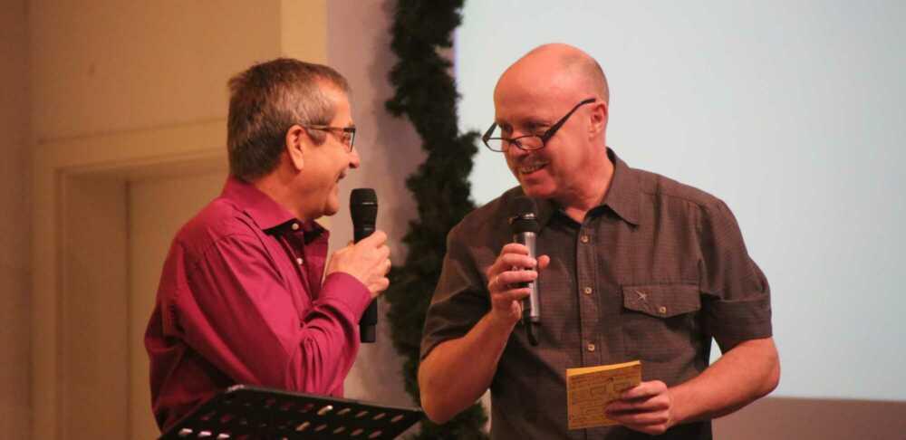 2019-12-15 Predigt Thomas Dauwalter, Hubert Henselmann