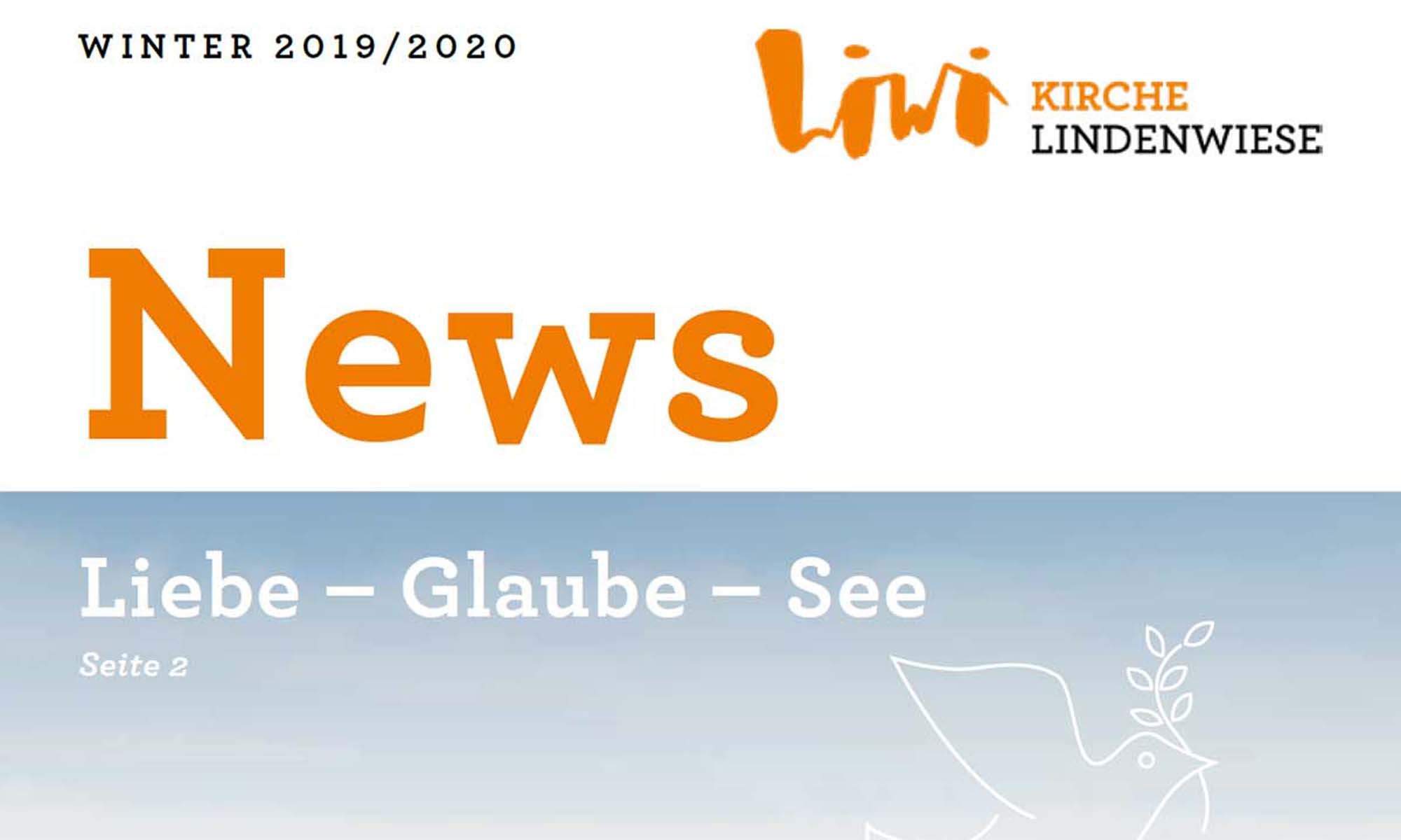 LIWI-News Ausgabe Winter 2019/2020