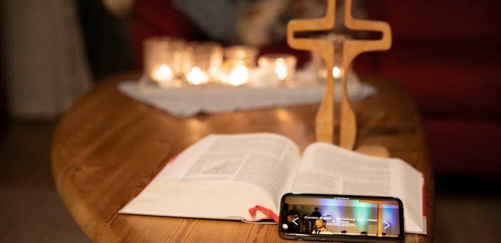 Online Gebetstreffen
