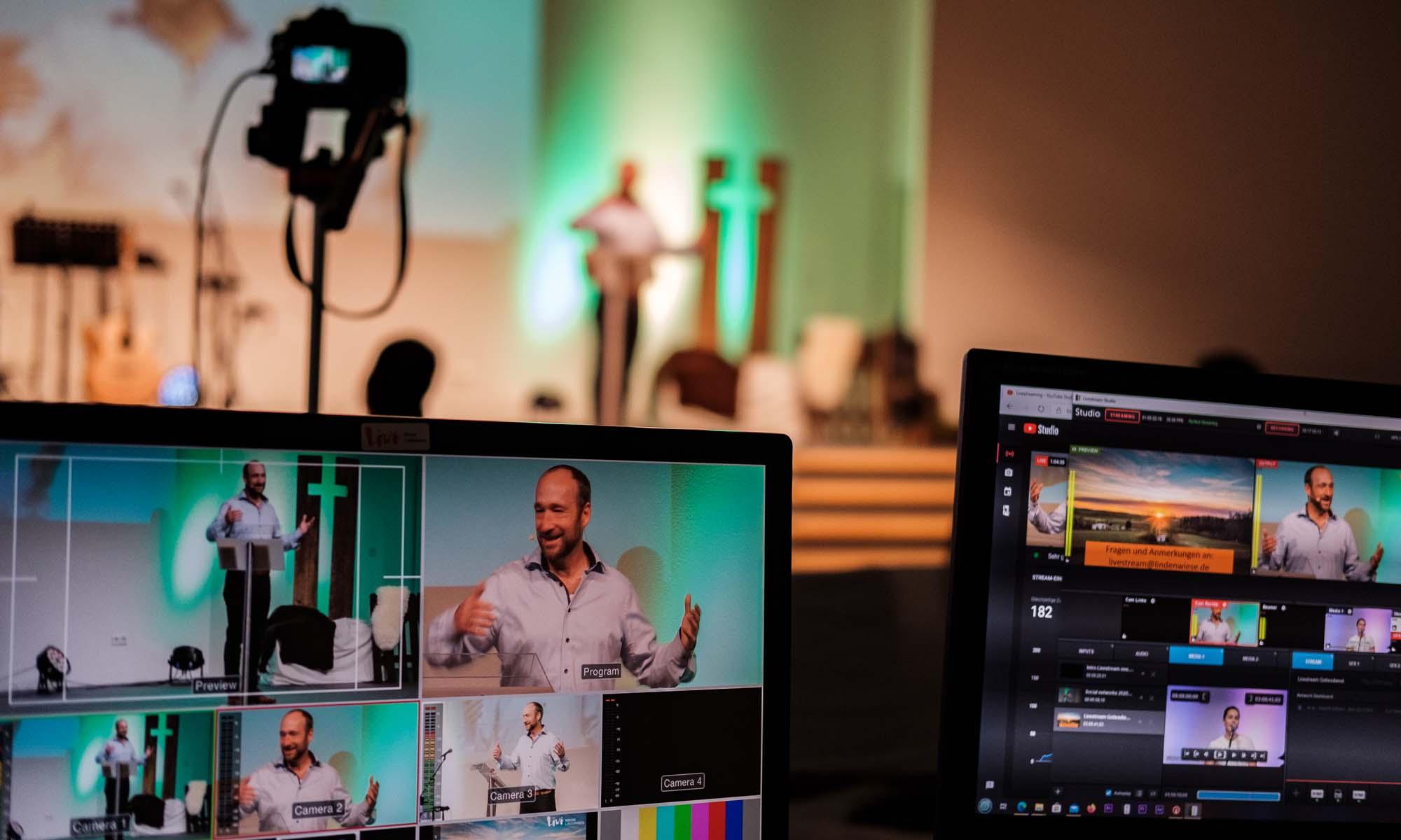 Videotechnik Lindenwiese